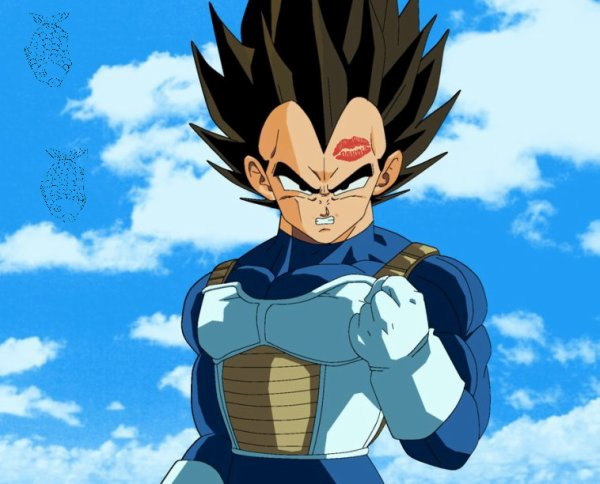Maître Gims sera Végéta dans Dragon Ball Z