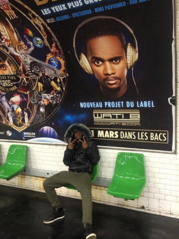 """Black M : """"Les yeux Plus Gros Que Le Monde"""""""