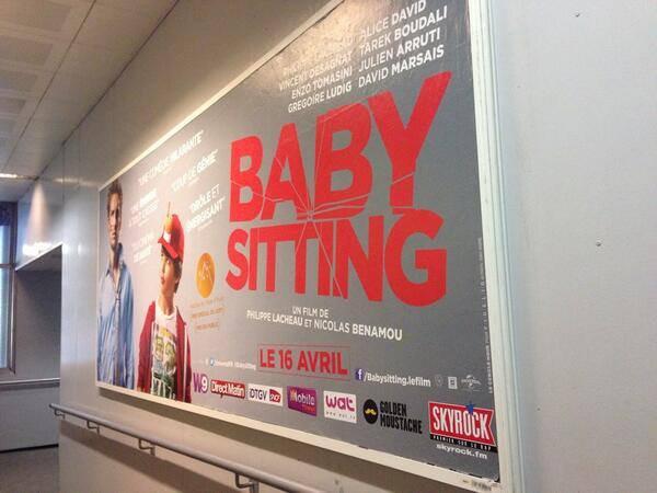 Cinéma: Babysitting