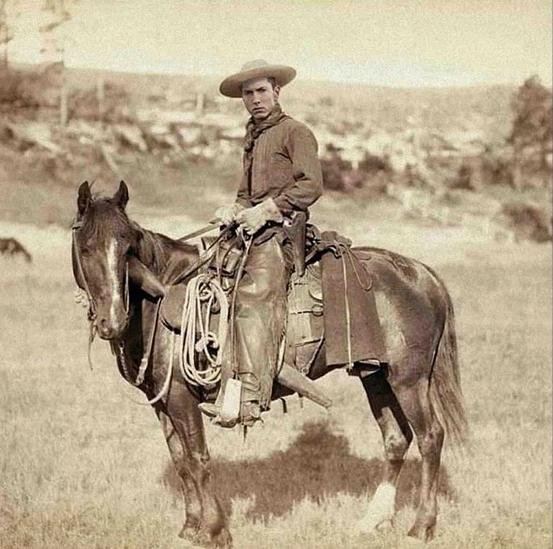 Eminem en cow boy