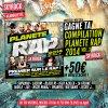 COMPILATION PLANETE RAP 2014 VOL. 3