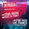 Skyrock, 2ème radio musicale de France !