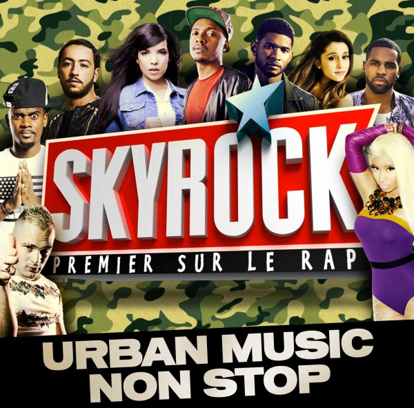 Skyrock - Urban Music Non Stop dans les bacs !