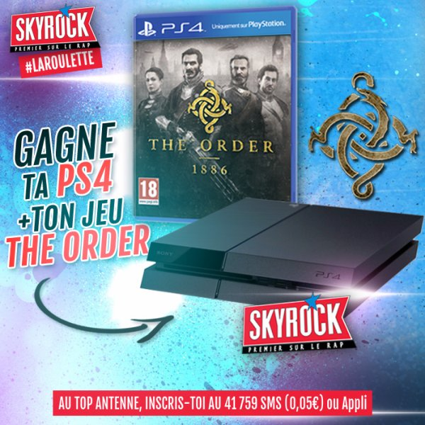 The Order 1886 - #LaRoulette