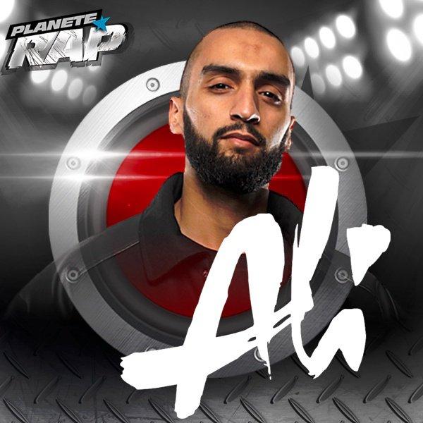 Fred reçoit Ali toute la semaine dans Planète Rap