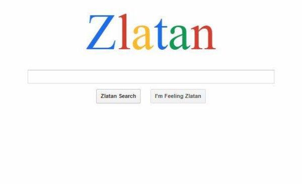 Zlatanise tes recherches sur Internet ! #ZlatanIbrahimovic