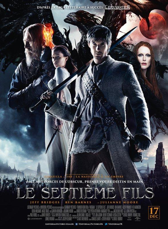 Journée Spéciale Le Septieme Fils: 200 DVD à choper !
