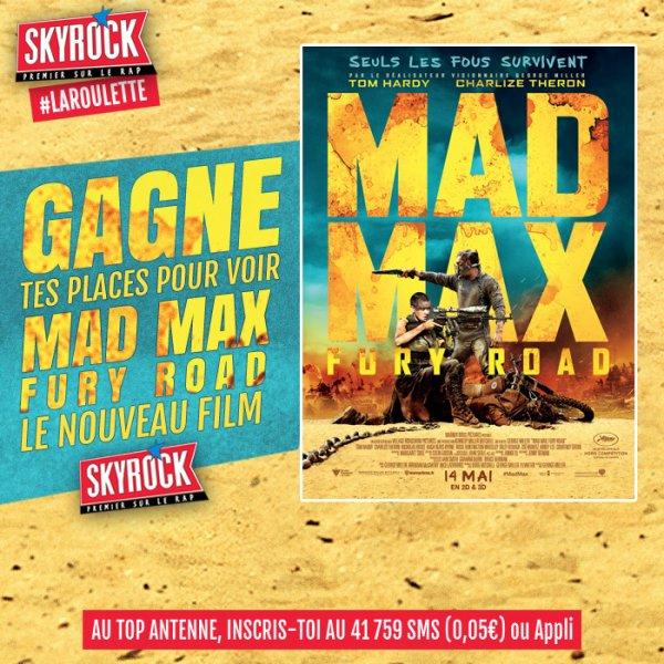 GAGNE MAD MAX - FURY ROAD