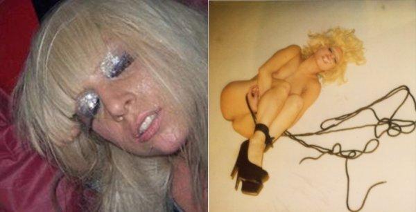 """Lady Gaga fait encore polémique ! Alors que ses fans attendentimpatiemmentle 23 Mai 2011 pour la sortie de son nouvel album """" Born this way """", qui selon elle est le meilleur de la décennie, de nouvelles photos de Gaga font le tour sur la toile : Elle, nue &  apparemment droguée ! La photo la plus polémique est celle où elle est couchée à même le sol & où elle porte des talons pour seul habit. Alors on se demande maintenant, si ce n'est pas encore une de ses nombreuses provoq' ou si la star serait tombée dans la drogue ... A suivre !"""