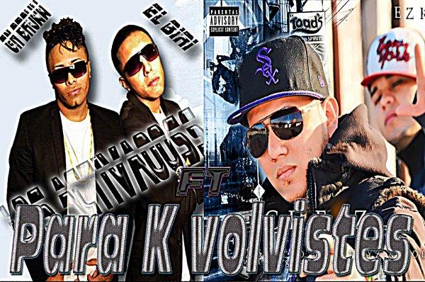Los Activaoss / GnBrow & El Biri ft Che z  -- Pa K volvistes ( Los Activaoss The Mixtape ) (2013)