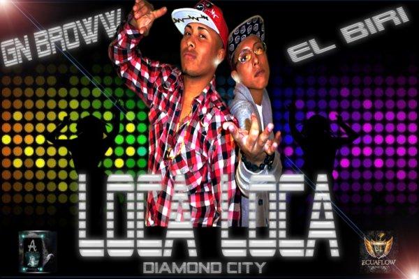 Los Activaoss / GnBrowW & El Biri  - Loca Loca  ( Los Activaoos The Mixtape ) (2013)