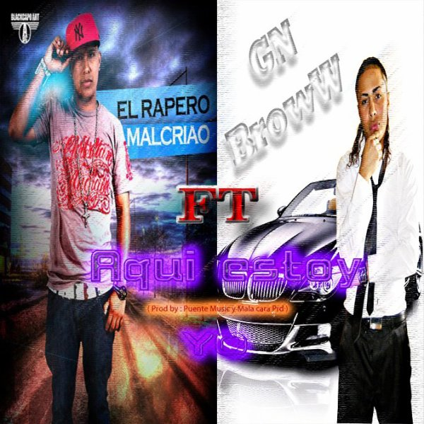 Los Activaoss / GnBrowW ft Rapero Malcriaoo -- Aki Stoy yo ( Los Activaoss The Mixtape ) (2013)