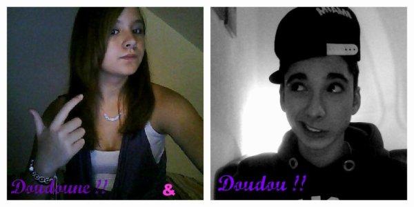 Doudou&Doudoune <3 !!