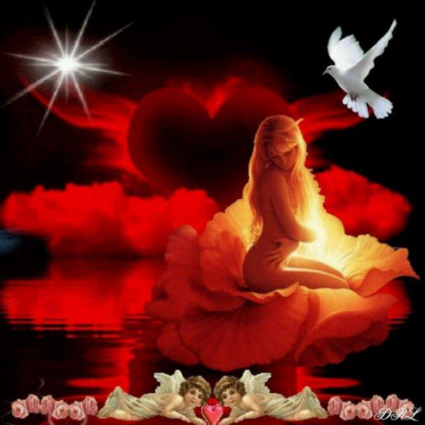 Mon ange je serai toujours la pour te guider