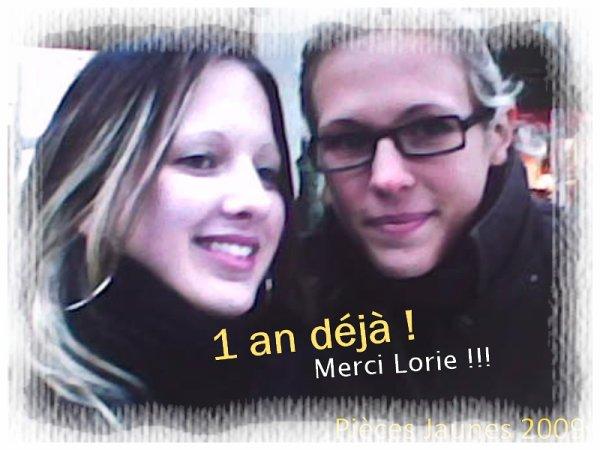 [ 268 ] Rencontre avec Lorie_Pièces Jaunes 2009 -> 1 an déjà ! - NEW 2010