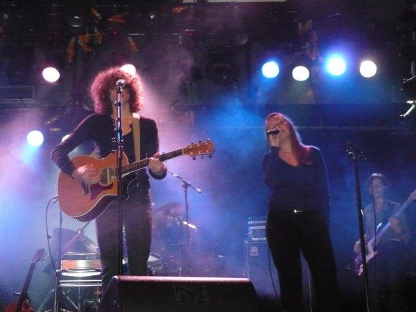 Concert avec Julien pierson au Zenith de Toulon en 2010