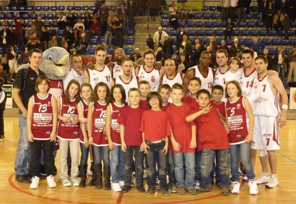 A.L.S. Basket : Les Potins des tribunes