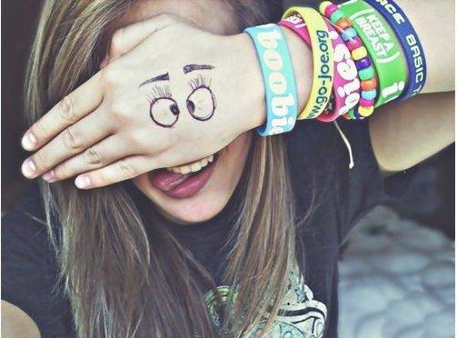 Je suis folle, juste folle (: