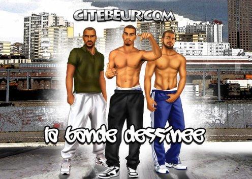 Un cadeau de fin d'année original : la Bande Dessinée gay Citébeur