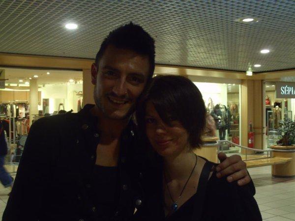 Avec Michal