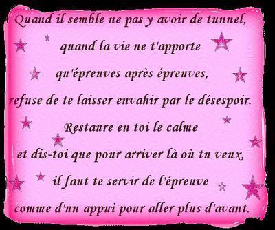 Lettre à Ma Soeur Souriezla Vie Est Belle