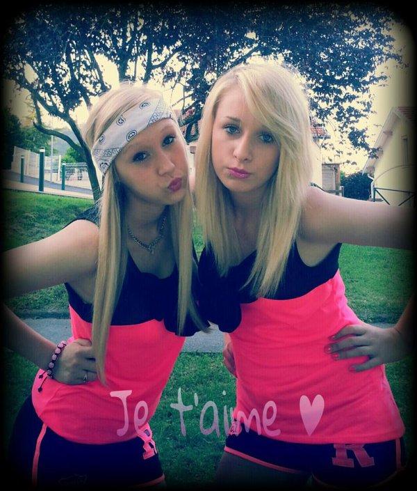 ~L'amitié double les joies & réduit la moitié des peines !.♥