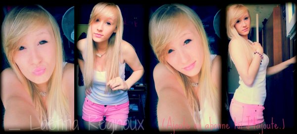 ~ Un , deux , toi . ♥