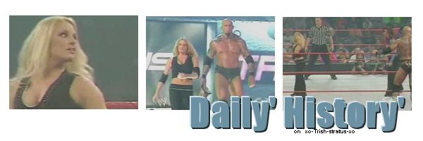 8  • • •' Le Daily' History' ' • • • 8