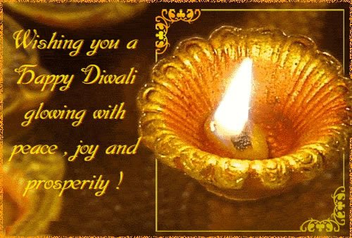 HAPPY DIWALI TO EVERYONE