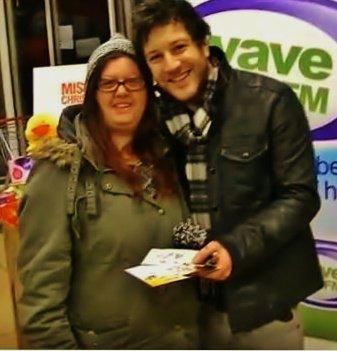The Day I Met Matt Cardle