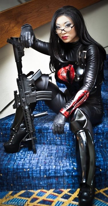 Cobra-Cosplay