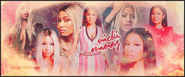 ● ● Bienvenue sur Nicki-Minaj ta meilleure source sur la talentueuse Nicki Minaj ! Tout le quotidien de la jolie Nicki sous forme de photoshoots, candids, events, interviews, et bien d'autres encore!
