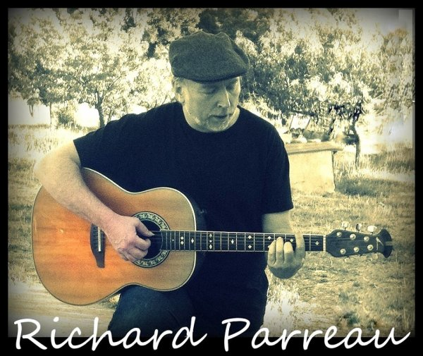 Richard Parreau chante Brassens