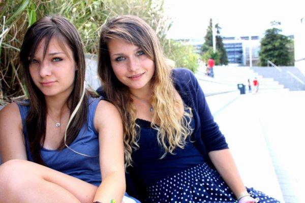 Annaëlle &Tiphanie.