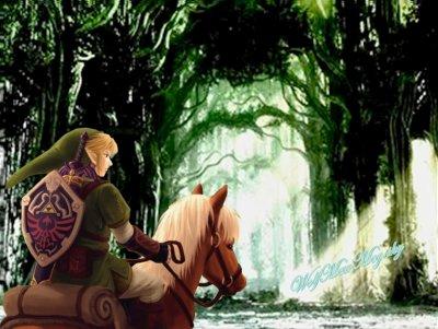 Chapitre1 : Le retour de Link
