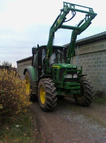 fan de tracteur