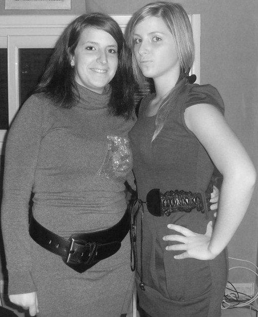 Grande soeur & moi <3