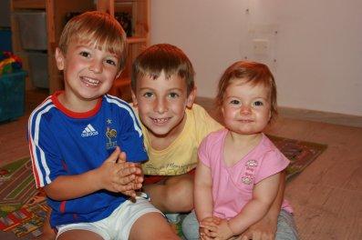 La famille <3 Petits cousins & petite cousine je vous aime <3