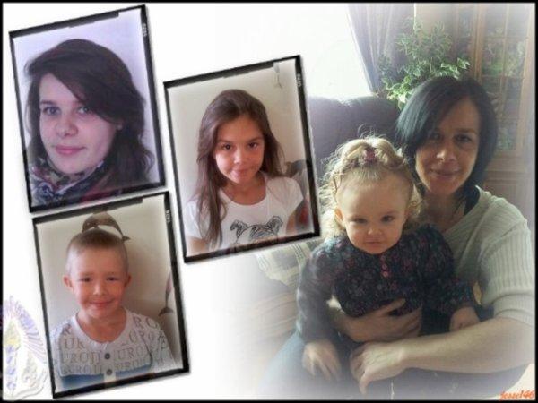 moii et 4 de mes enfants sur 5 :)
