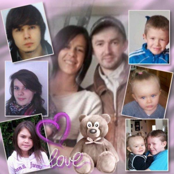 moi et ma petite famille au complet