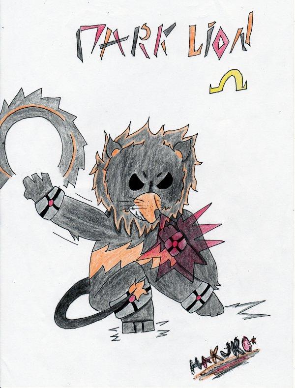 Killer Animals: Dark Lion
