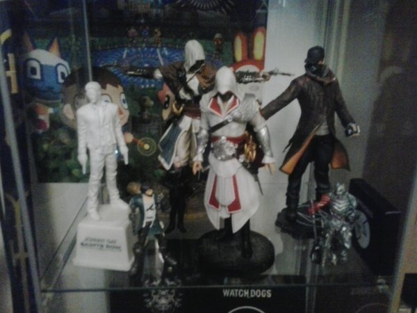 Mes figurines