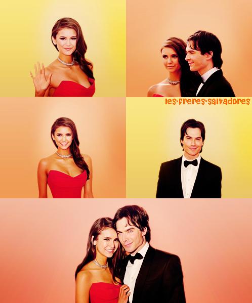 ♥ . ♥ . ♥ . ♥ . ♥ Présentation de Damon et Stefan ♥ . ♥ . ♥ . ♥ . ♥