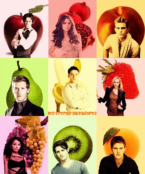 ♥ . ♥ . ♥ . ♥ . ♥ Acteurs et actrices de la série!♥ . ♥ . ♥ . ♥ . ♥