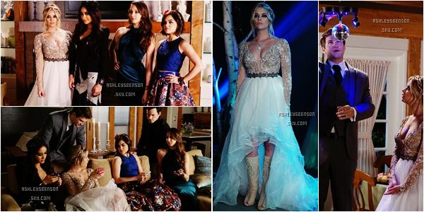 """Voici les stills de la saison 6 de PLL, l'épisode 9 intitulé """"Last Dance""""."""