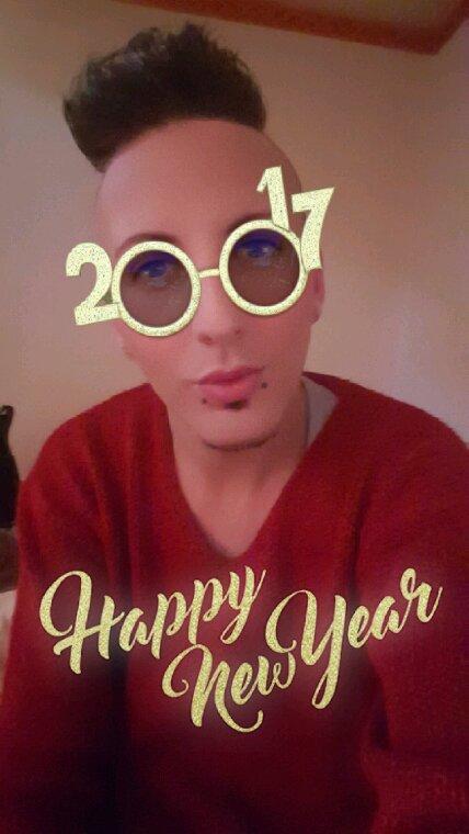 Bonne année à tous ❤