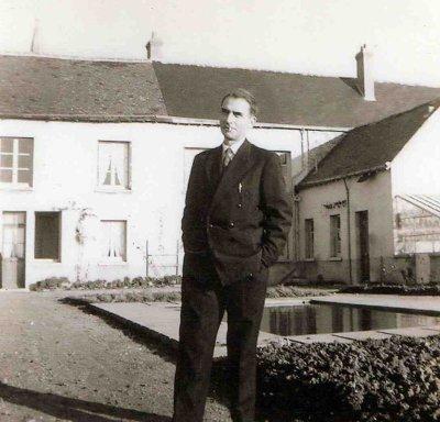 Le Médecin-Colonel Xavier GILLOT, Compagnon de la Libération et Président de la section A.F.L. du Loiret