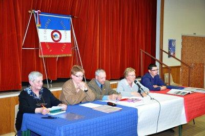 La réunion annuelle du 05 avril 2011