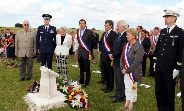 14/06/1944 - 14/06/2014 : 70ème anniversaire à St PERAVY la Colombe