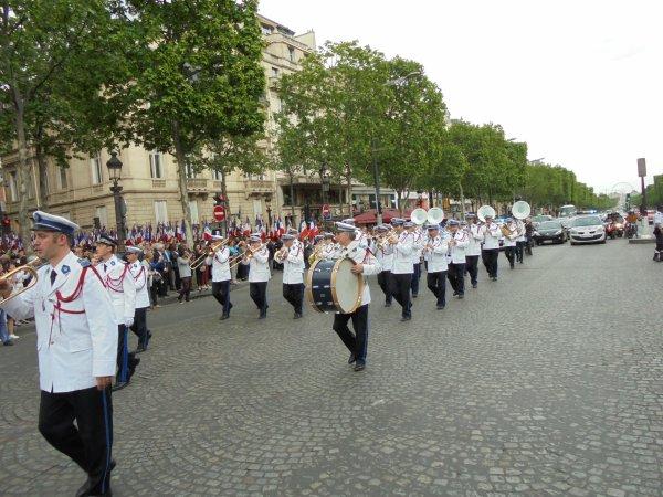 Le Congrès National du Souvenir Français à PARIS